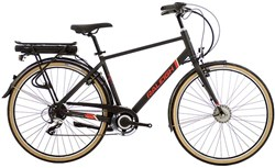 Product image for Raleigh Array E-Motion Crossbar 700c - Nearly New - M 2017 - Electric Hybrid Bike