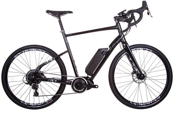 Raleigh Mustang E Comp 2018 - Electric Road Bike