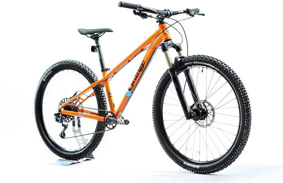 "Orange Zest 26"" - Nearly New - 2017 Mountain Bike"