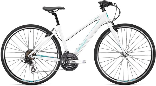 "Saracen Urban ESC Ladies - Nearly New - 21"" 2016 - Folding Bike"