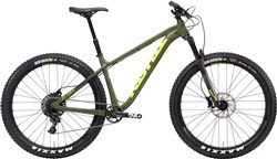 Product image for Kona Big Honzo DL 27.5+ Mountain Bike 2018 - Hardtail MTB