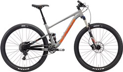 Kona Hei Hei AL 29er Mountain Bike 2018 - Trail Full Suspension MTB