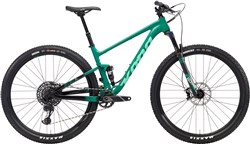 Kona Hei Hei AL/DL 29er Mountain Bike 2018 - Trail Full Suspension MTB
