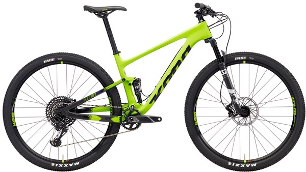 Buy Kona Hei Hei Race Dl 29er Mountain Bike 2018 Xc Full