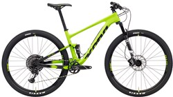 Kona Hei Hei Race DL 29er Mountain Bike 2018 - XC Full Suspension MTB