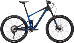 "Kona Hei Hei Trail CR 27.5"" Mountain Bike 2018 - Trail Full Suspension MTB"