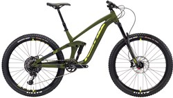 "Kona Process 153 AL/DL 27.5"" Mountain Bike 2018 - Enduro Full Suspension MTB"