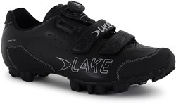 Lake MX168 MTB Boa/Velcro Shoes