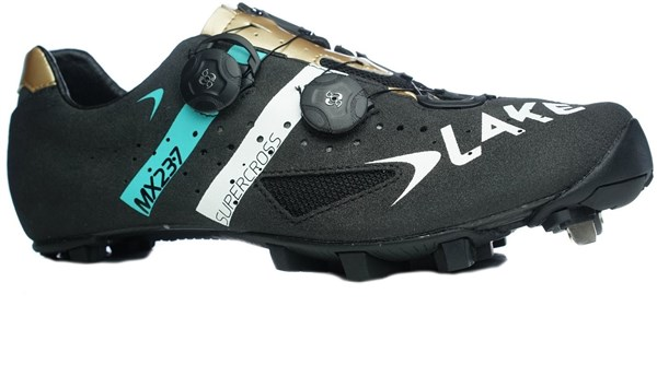 Lake MX237 MTB/Cross Carbon Shoes
