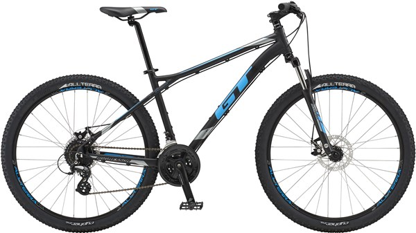 "GT Aggressor Comp 27.5"" Mountain Bike 2018 - Hardtail MTB"