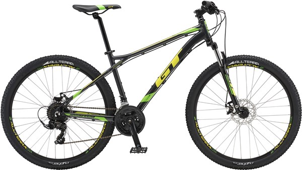 "GT Aggressor Sport 27.5"" Mountain Bike 2018 - Hardtail MTB"
