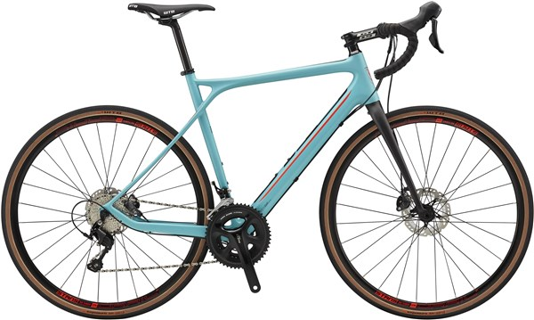 GT Grade Carbon Expert 2018 - Road Bike