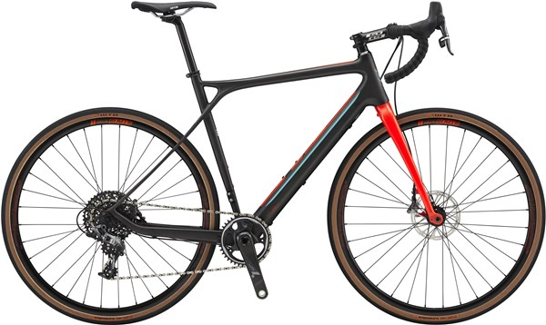 GT Grade Carbon Pro 2018 - Road Bike