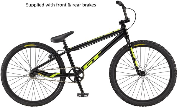 GT Mach One Pro 24w 2018 - Junior Bike