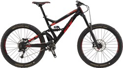 "GT Sanction Comp 27.5"" Mountain Bike 2018 - Enduro Full Suspension MTB"