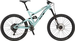 "GT Sanction Expert 27.5"" Mountain Bike 2018 - Enduro Full Suspension MTB"