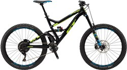 "GT Sanction Pro 27.5"" Mountain Bike 2018 - Enduro Full Suspension MTB"