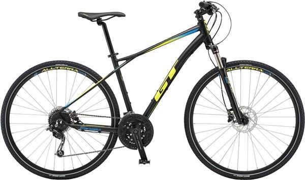 Gt Hybrid Bikes Free Delivery 0 Finance Tredz Bikes