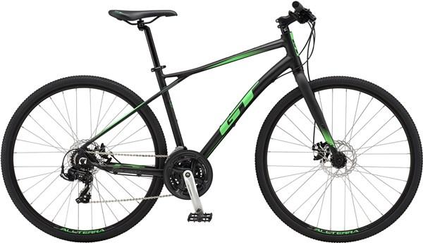 gt transeo bike size guide