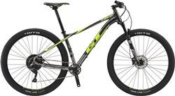 GT Zaskar Alloy Comp 29er Mountain Bike 2018 - Hardtail MTB