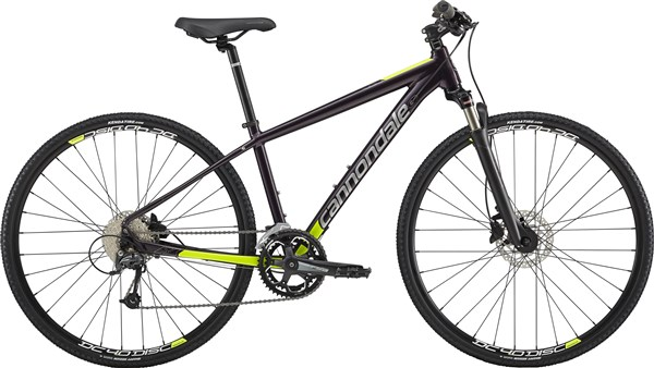 Cannondale Althea 2 Womens 2018 - Hybrid Sports Bike