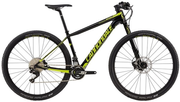 Buy Cannondale F Si Carbon 4 27 5 Mountain Bike 2018 Hardtail