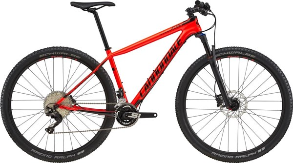"Cannondale F-Si Carbon 5 27.5"" Mountain Bike 2018 - Hardtail MTB"