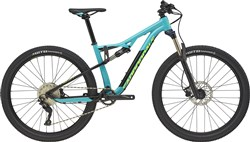 "Cannondale Habit 3 Womens 27.5"" Mountain Bike 2018 - Trail Full Suspension MTB"