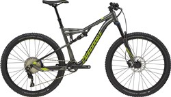 "Cannondale Habit 4 27.5"" Mountain Bike 2018 - Trail Full Suspension MTB"