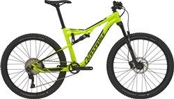 "Cannondale Habit 5 27.5"" Mountain Bike 2018 - Trail Full Suspension MTB"