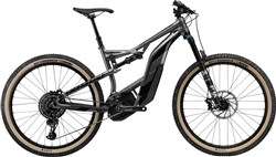 Cannondale Moterra SE 27.5+ 2018 - Electric Mountain Bike
