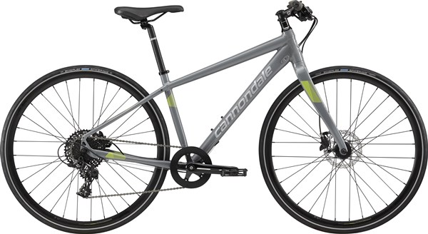 Cannondale Quick 2 Disc Womens 2018 - Hybrid Sports Bike