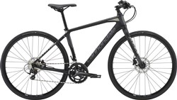 Cannondale Quick Carbon 1 Flat Bar 2018 - Road Bike