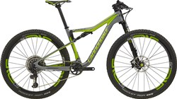 Cannondale Scalpel-Si Team 29er Mountain Bike 2018 - XC Full Suspension MTB