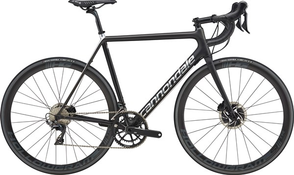 Cannondale SuperSix EVO Hi-MOD Disc Dura-Ace 2018 - Road Bike