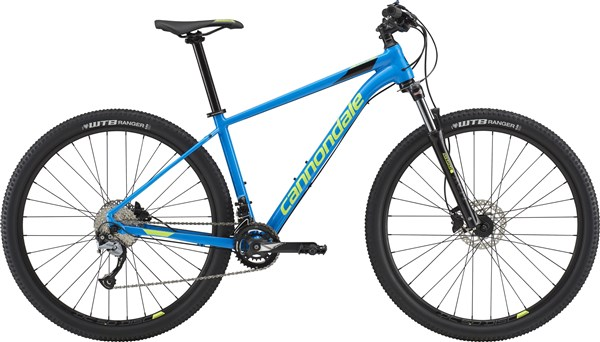 Cannondale Trail 6 29er Mountain Bike 2018 - Hardtail MTB