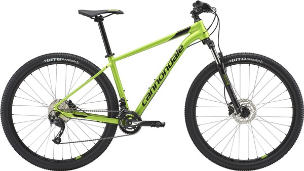 Cannondale Trail 7 29er Mountain Bike 2018 - Hardtail MTB