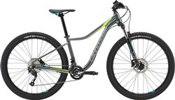 "Cannondale Trail 3 Womens 27.5"" Mountain Bike 2018 - Hardtail MTB"