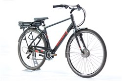 Raleigh Array E-Motion Crossbar 700c - M - Nearly New - Electric Bike
