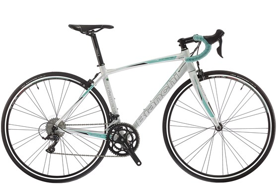 Bianchi Via Nirone 7 Dama Bianca Sora Womens 2018 - Road Bike