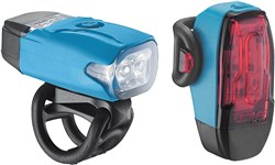 Lezyne KTV2 Drive 180/10 Light Set