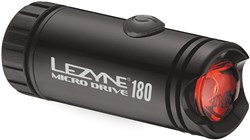 Product image for Lezyne Micro 180 Rear Light