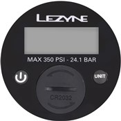 Lezyne 350 Psi Digital Gauge