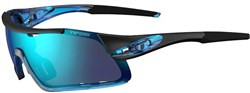 Tifosi Eyewear Davos Interchangeable Clarion Blue Lens Sunglasses