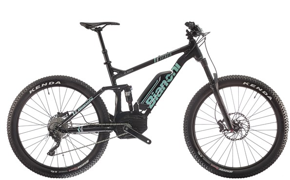 "Bianchi Avenger FS 27.5"" 2018 - Trail Electric Mountain Bike"