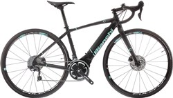 Bianchi Impulso E-Road Ultegra 2018 - Electric Road Bike