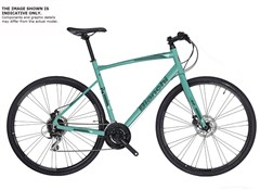 Product image for Bianchi C-Sport 2.5 2018 - Hybrid Sports Bike