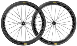 Product image for Mavic Cosmic Pro Carbon SL T Disc Road Wheels 2018