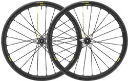 Product image for Mavic Ksyrium Pro Disc UST Road Wheels 2018
