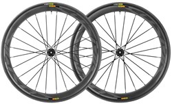 Product image for Mavic Cosmic Pro Carbon SL UST Disc Road Wheels 2018